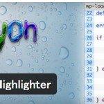記事内にソースコードを表示できるプラグインCrayon Syntax Highlighter